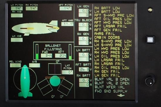Airship Control